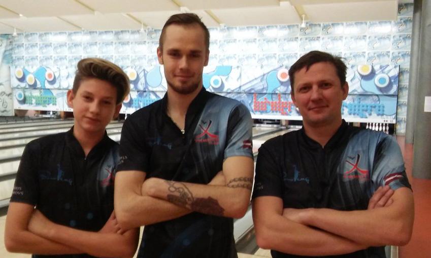 """LKČ 2 tūri uzvar Trio no komandas """"TenPin"""""""