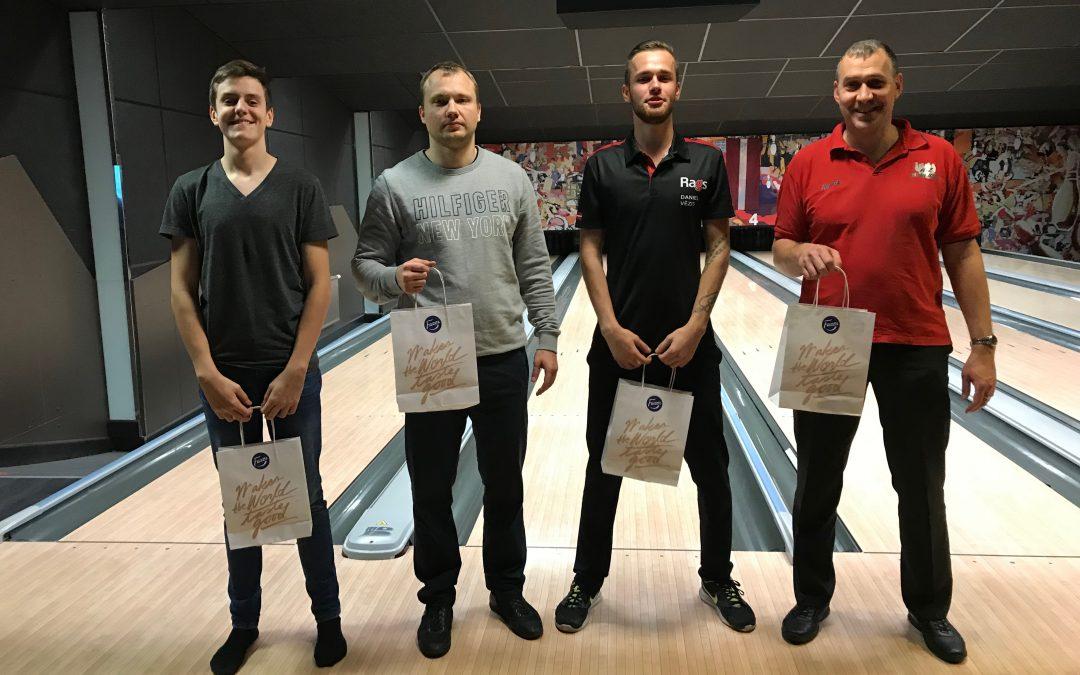 Daniels Vēzis uzvar A-Z Boulinga Meistaru 2017