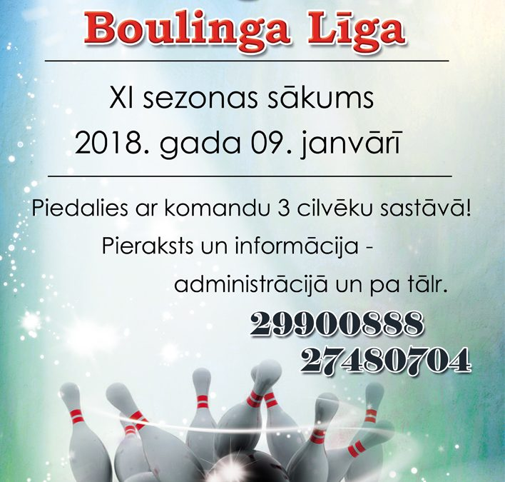 Zemgales Boulinga Līga XI sezona