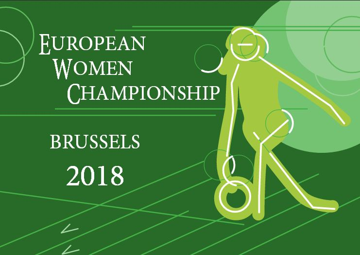 Eiropas sieviešu meistarsacīkstes boulingā 2018