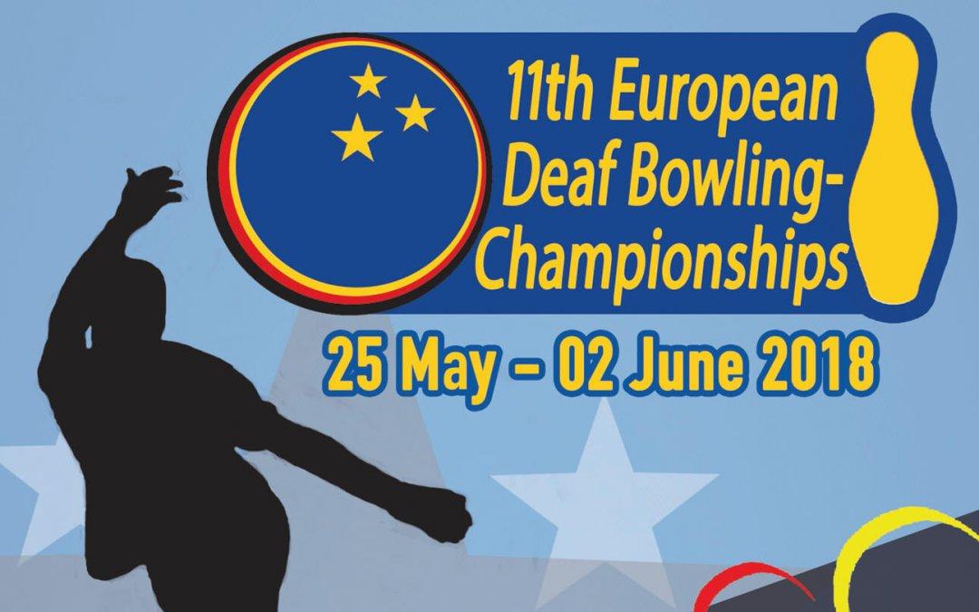 11. Eiropas Nedzirdīgo čempionāts boulingā 2018