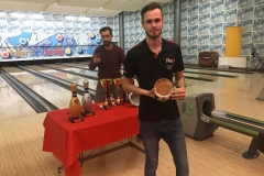 Ten Pin Līga 2018