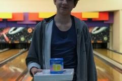 A.Hudjakovs (Ten Pin) - labākais juniors