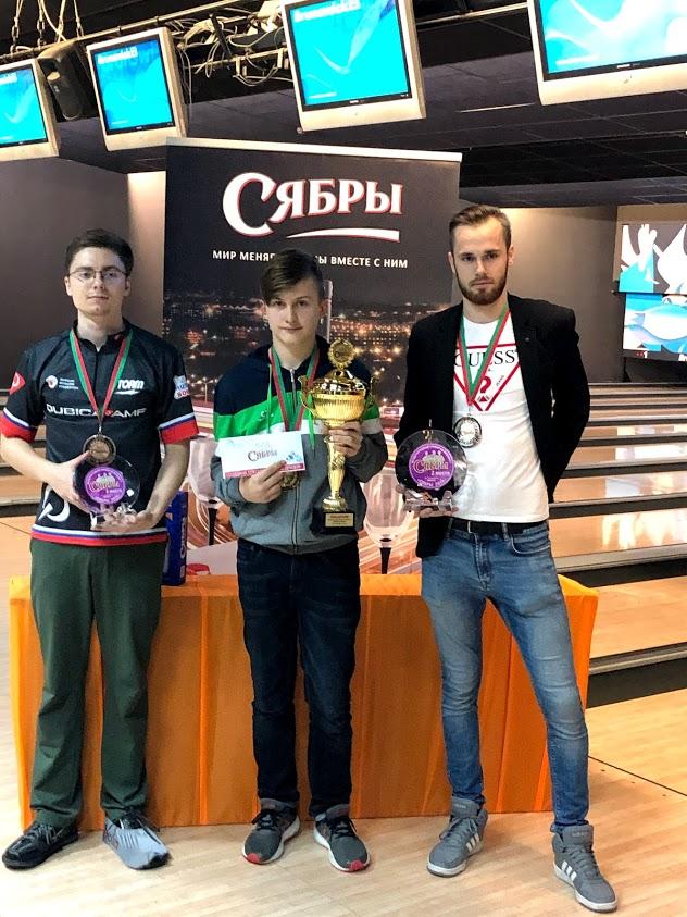 Medal-winners