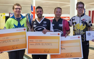 Jason Belmonte wins 2nd EBT tittle in Lucky Larsen Masters
