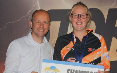 Nicole Sanders wins EBT title at Scheveningen Dutch Open 2017