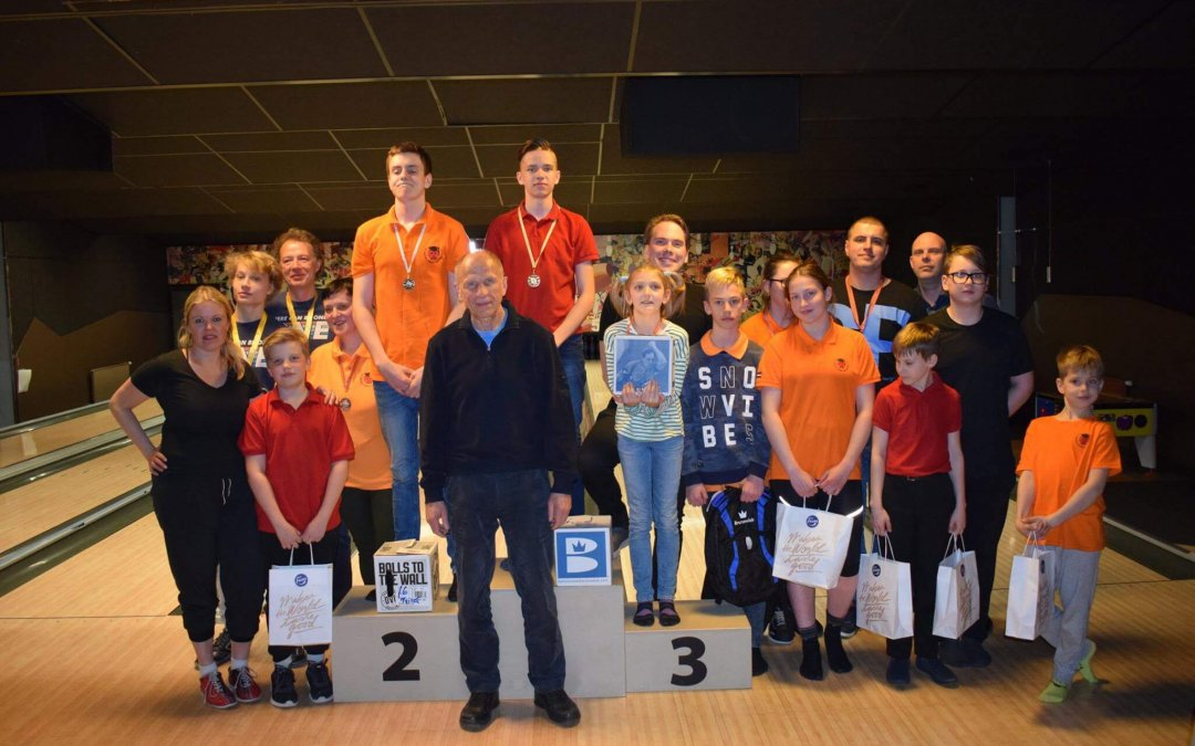 Brunswick A-Z Boulings JUNIORS 2017/2018 sezona