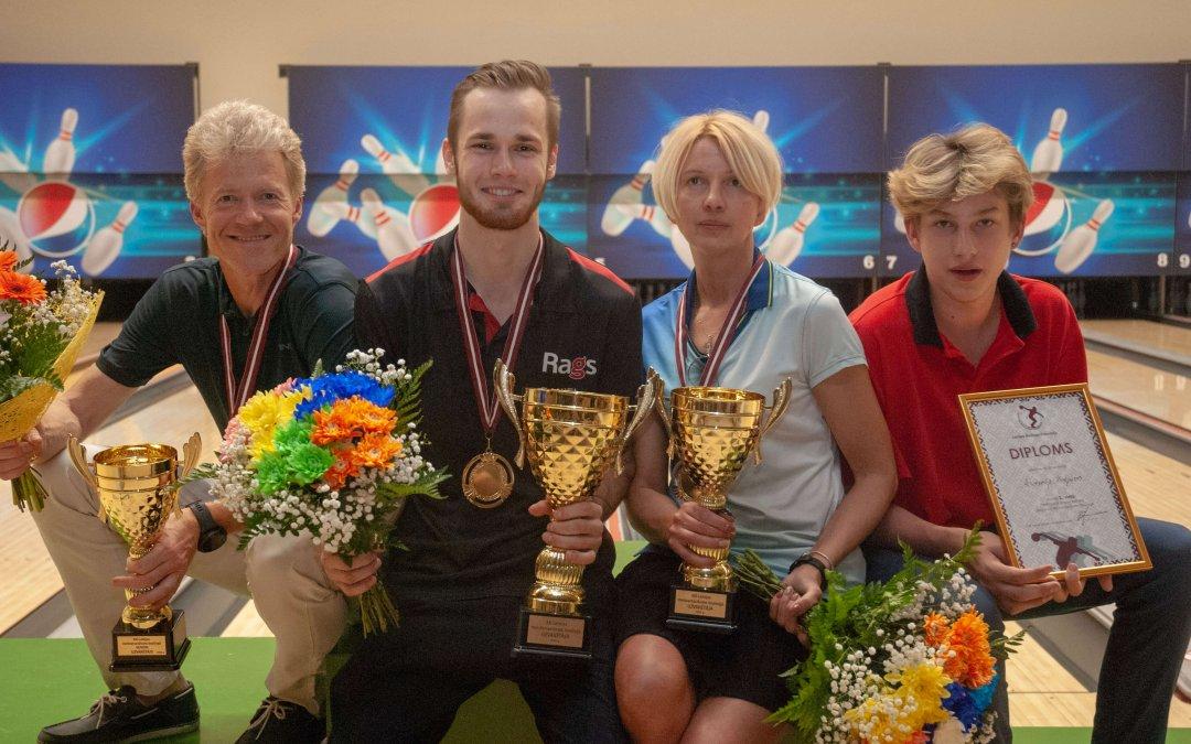 Latvijas čempionāts skaitļos