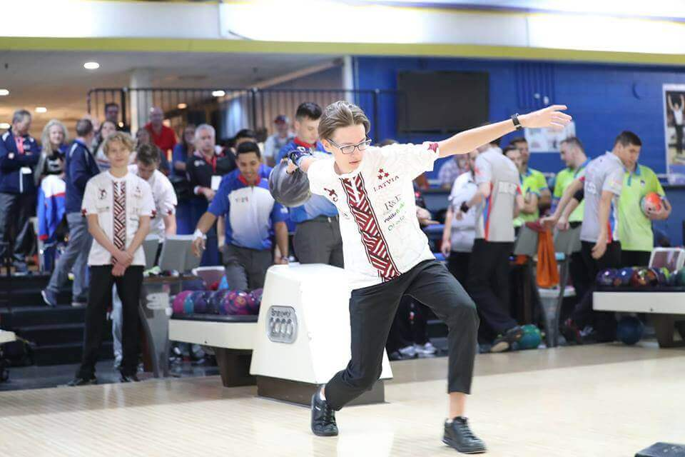 2018 World Bowling Youth Championship