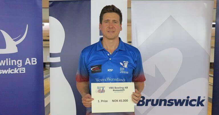 EBT sezonas noslēguma tūrē uzvar Eric Sjöberg no Zviedrijas