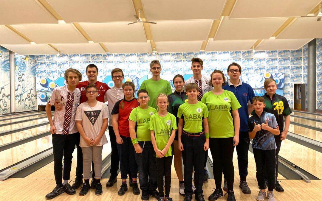 XIII Latvijas Jauniešu (U-18) Meistarsacīkstes boulingā