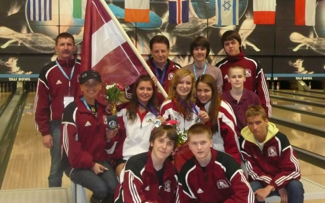 Latvijas boulinga vēsture – Septembra mēnesis (24.09.) I daļa