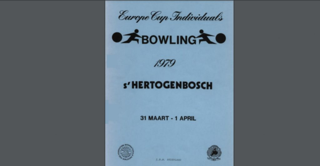 1979 Europe Cup Individuals
