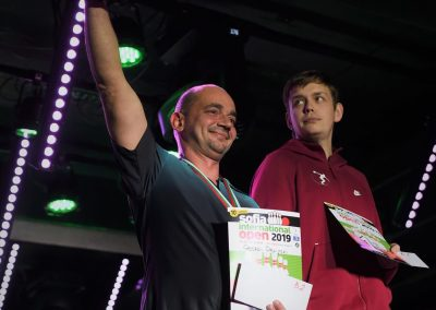 Elvijs Udo Dimpers - Sofia International Open