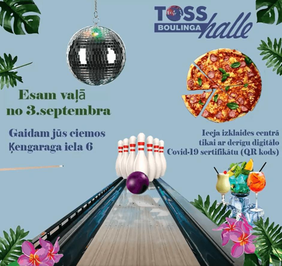 Toss Boulinga Halle
