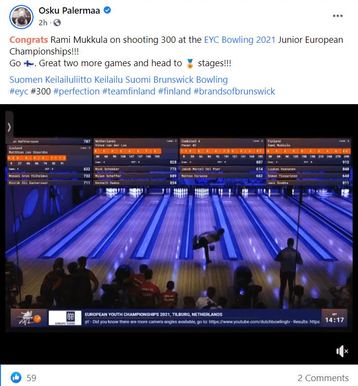Rami Mukkula EYC 2021